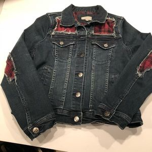 Kids Tractr Buffalo Jean Jacket